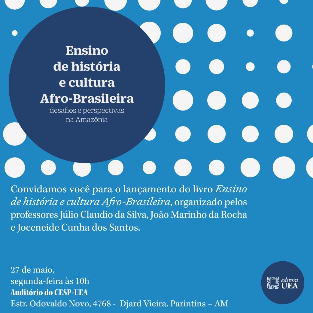 Ensino de História e Cultura Afro-Brasileira
