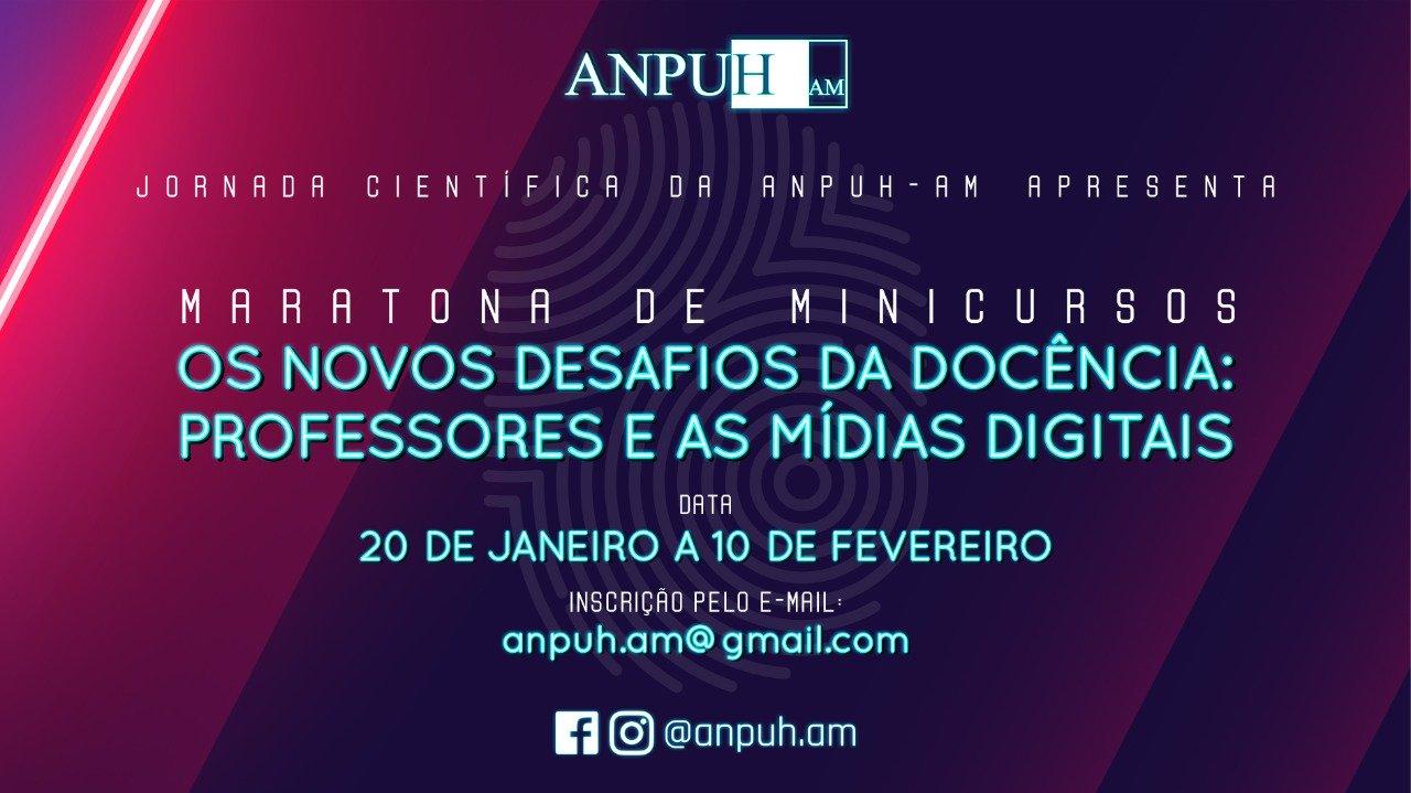 Jornada Cientifica da ANPUH - AM